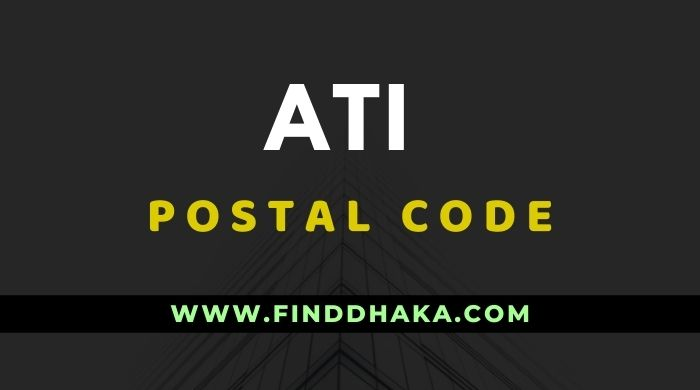 Ati Post Code