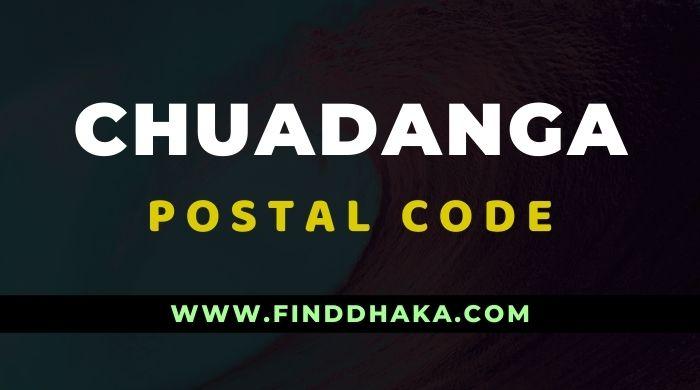 Photo of Chuadanga District All Post Code