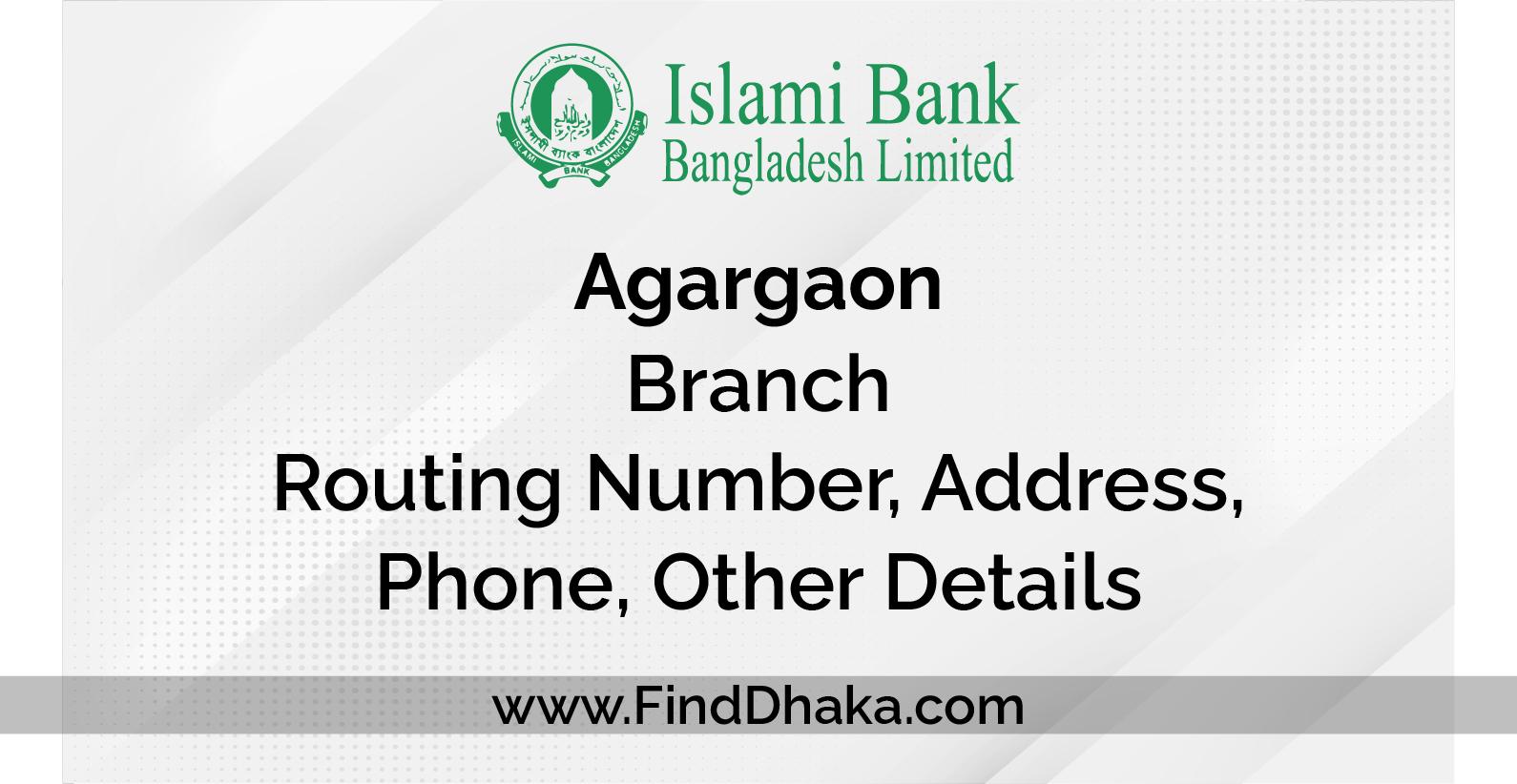 Islami Bank info005000 2