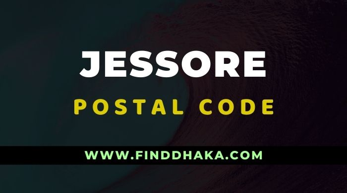 Jessore District All Post Code