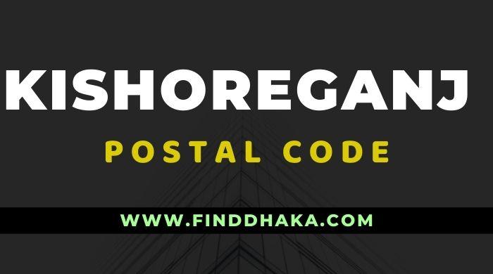 Kishoreganj District All Post Code
