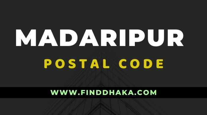 Madaripur District All Post Code