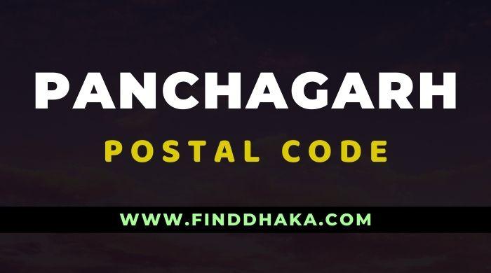 Panchagarh District All Post Code